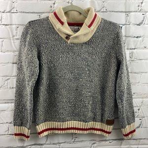 Roots cabin kids sweater - unisex
